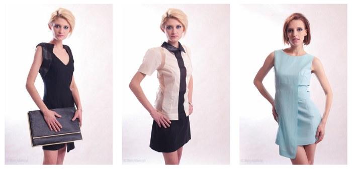 Anna Popławska - kolekcja wiosna/lato 2013