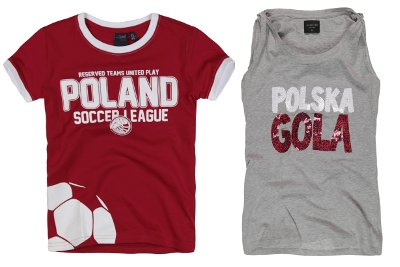 Kolekcja RESERVED - EURO 2012
