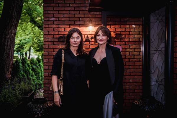 Lucyna Szymańska i Agnieszka Ścibior