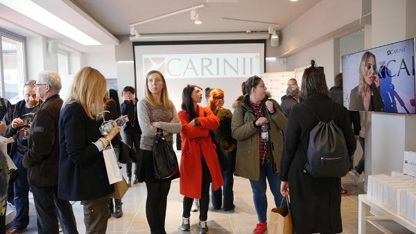 Prezentacja kolekcji Carinii