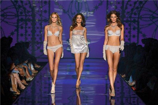 Pokaz mody INTIMISSIMI - kolekcja jesień/zima 2012/2013