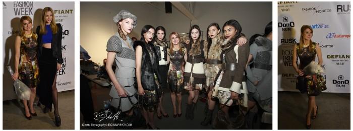 Pokaz: Katarzyna Łęcka - New York Fashion Week 2014