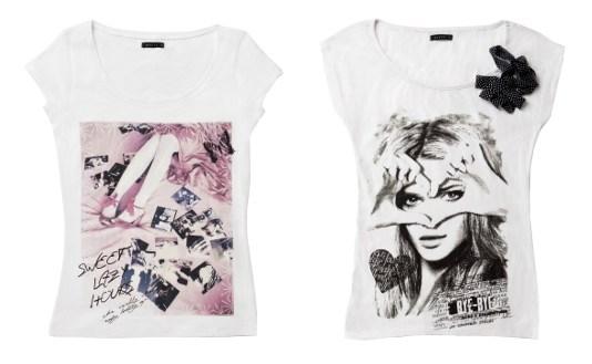 Koszulki z nadrukami - MOHITO