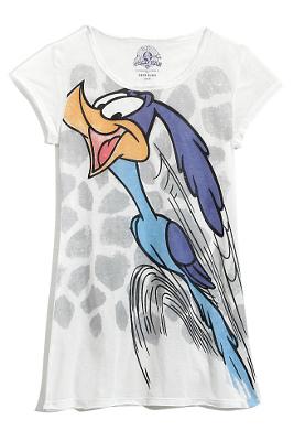 Kolekcja Reserved: koszulka Struś Pędziwiatr