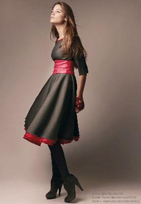 Łatka Fashion: suknia New Look