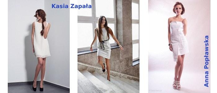 Małe białe sukienki - Kasia Zapała i Anna Popławska