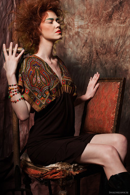 Kasia Miciak: kolekcja wiosna-lato 2012