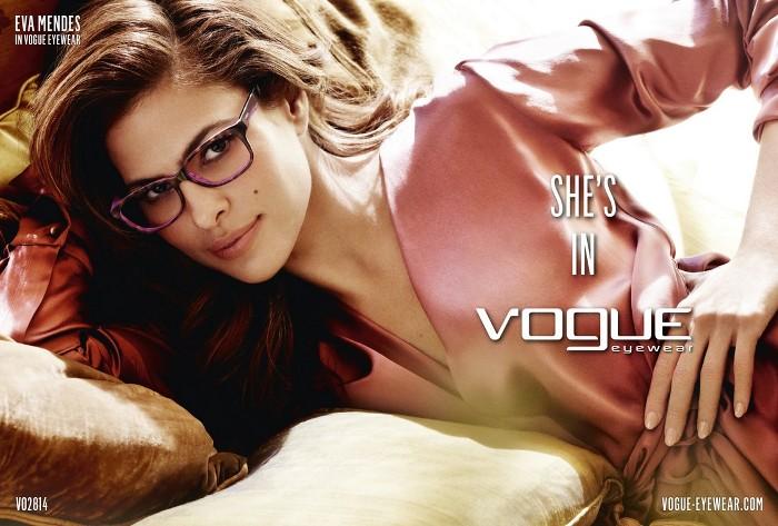 Eva Mendes - VOGUE