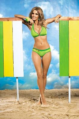 Kolekcja plażowa Obsessive Kiwi