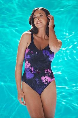 Speedo Sculpture - kostium kąpielowy jednoczęściowy