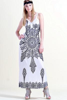 Kolekcja HEPPIN BOHO: sukienka biała