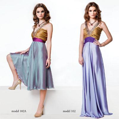 Kolekcja Mona: dwie sukienki