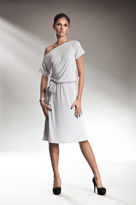 Kolekcja NIFE: sukienka biała