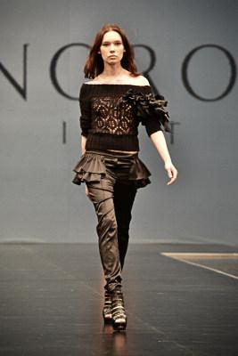 Milita Nikonorov - kolekcja B(L)ACK TO THE FUTURE - JESIEŃ/ZIMA 2012/13
