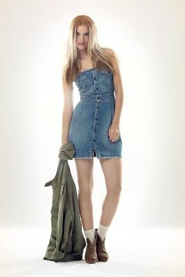 Sukienki dżinsowe: Levi's