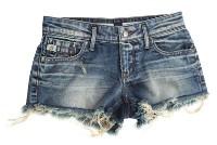 Szorty dżinsowe BIG STAR - Stylizacje na lato 2012